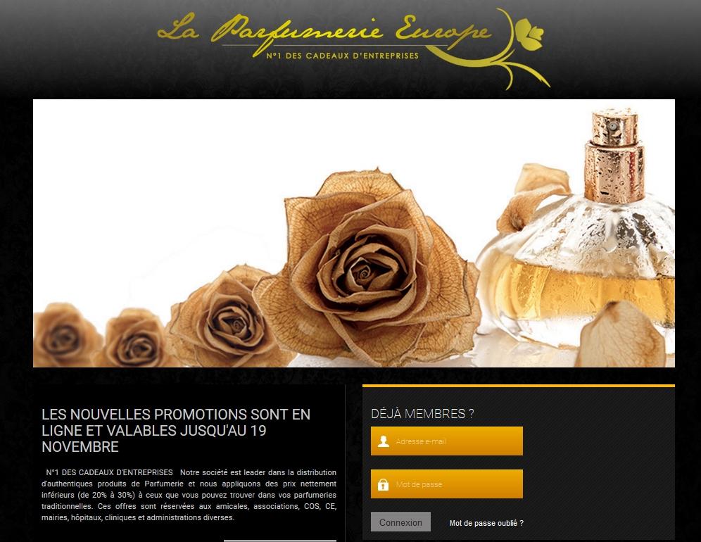 La parfumerie