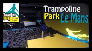 Trampoline park le mans