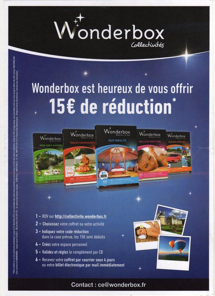 Wonderbox 1